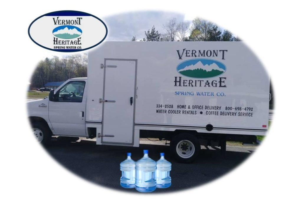 Spring WAter Delivery